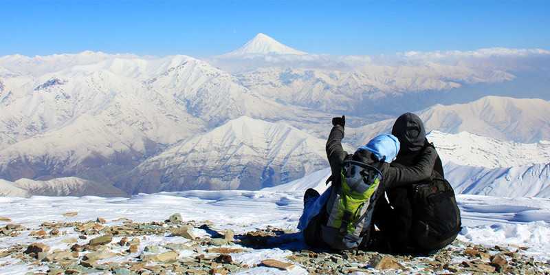 Damavand Trekking Tour
