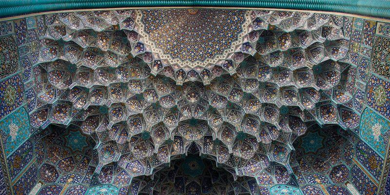 Isfahan, Shah Mosque
