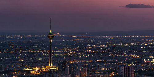 Tehran, Milad Tower